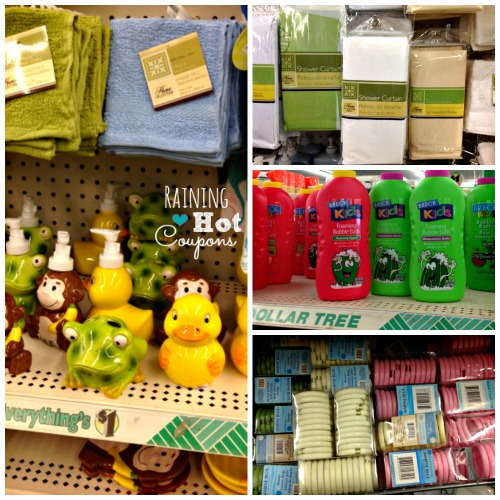 BATH What to Buy at the Dollar Store (And What Not to Buy!)
