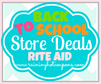 BTS Rite Aid Rite Aid Back to School Deals 7/21/13