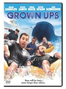 Grown Ups Grown Ups DVD Only $4.99 (Reg. $14.99)!