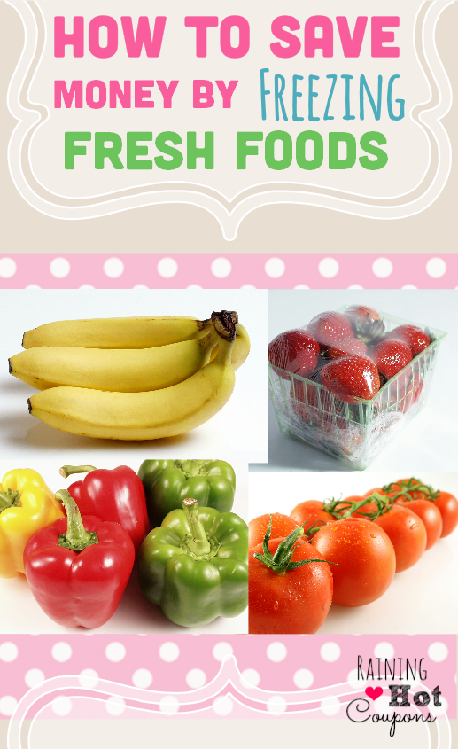 HowtosaveMoneybyFREEZINGfreshfoodsIMAGE How to Save Money by Freezing Fresh Foods