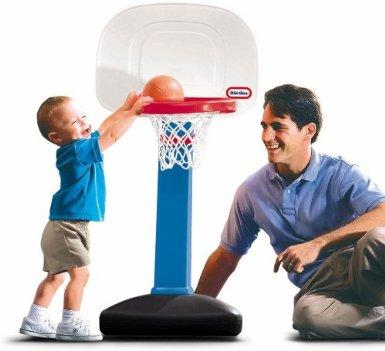 Little-Tikes-Basketball-Set