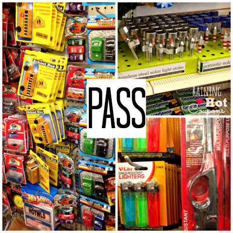 PASS 2 What to Buy at the Dollar Store (And What Not to Buy!)
