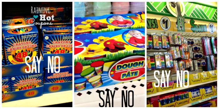SCHOOL What to Buy at the Dollar Store (And What Not to Buy!)