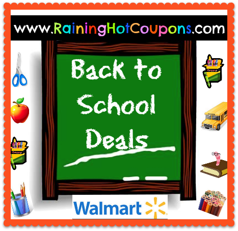 back to school deals walmart Walmart Back to School Deals 7/8/13