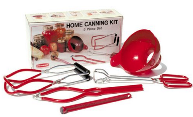 canning Amazon: Back to Basics 5 Piece Home Canning Kit Only $10.90 (Reg. $19.95!)