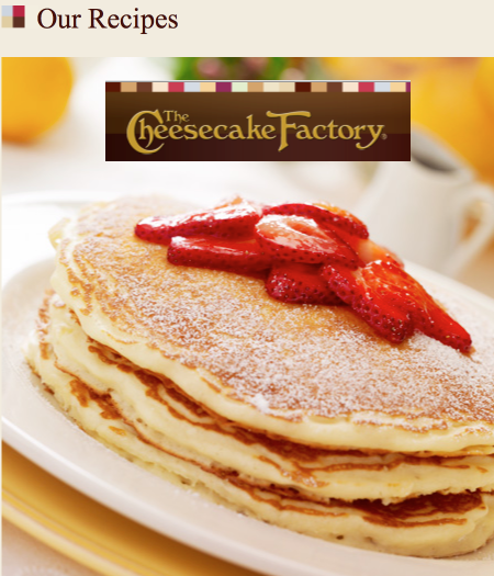 cheesecake factory recipe 19 FREE Cheesecake Factory Recipes!