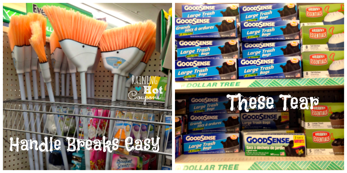 cleaning 2 What to Buy at the Dollar Store (And What Not to Buy!)