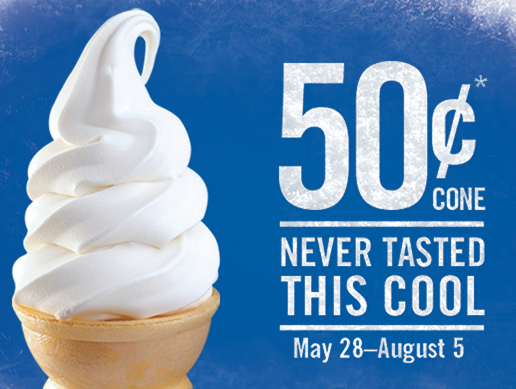 cone Burger KIng: Original Chicken Sandwich Only $1.04 and Ice Cream Cones $0.50!