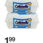 *HOT* Walgreens: Cottonelle 42pk Wipes Only $0.49 a Tub!