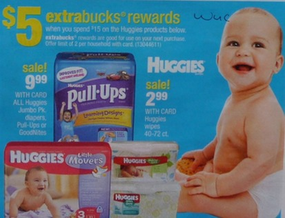 High Value $3/1 Huggies Pull Ups Coupon = Only $4.49 a Package (Reg. $10!)