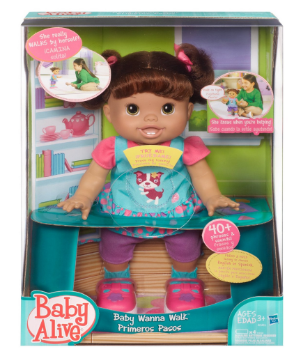 BABY ALIVE DOLL COUPONS