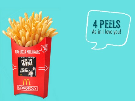 McDonalds: Monopoly Instant Win Game + FREE Codes (LOTS Of AWESOME Prizes!)