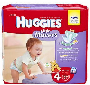 huggies *HOT* Huggies Diapers Package ONLY $1.33 (Reg. $9.99!)