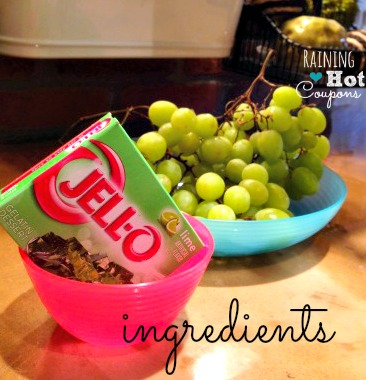 Sour Patch Grapes Recipe