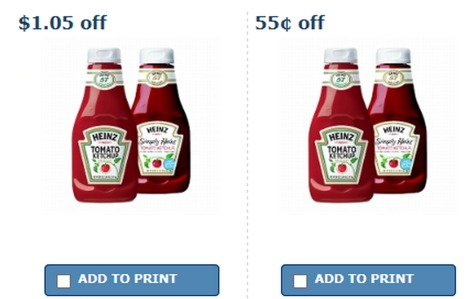Hunts ketchup coupons 2018