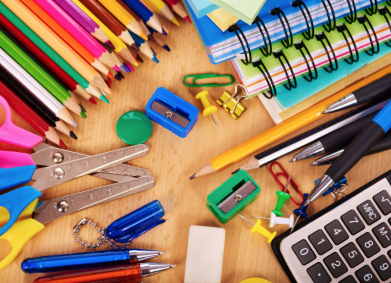 kids supplies Back to School Guide: Tips for Saving Money on Supplies, Lunch Time, Schedules and More!