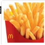 My Coke Rewards: FREE $5 McDonalds Gift Card + FREE Ritz Product Coupon (150 Points)