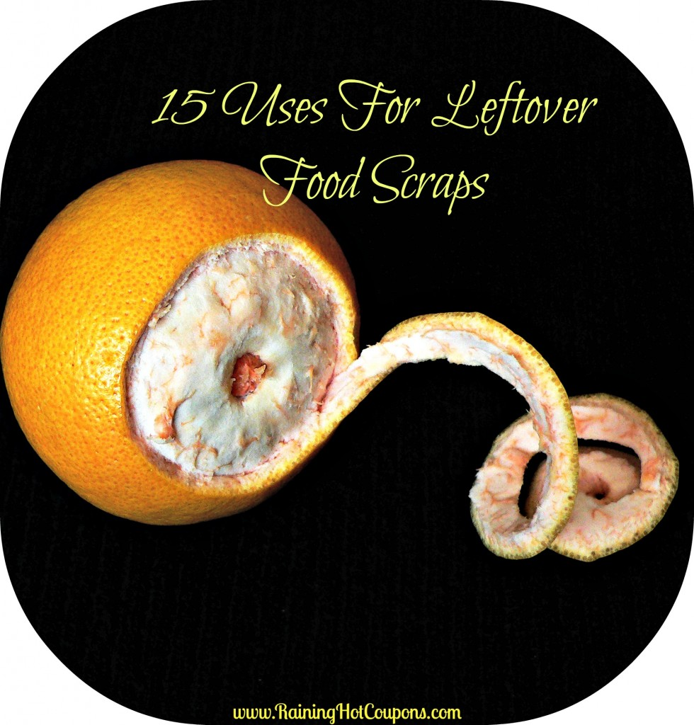 orangepeel 980x1024 15 Uses For Leftover Food and Fruit Scraps