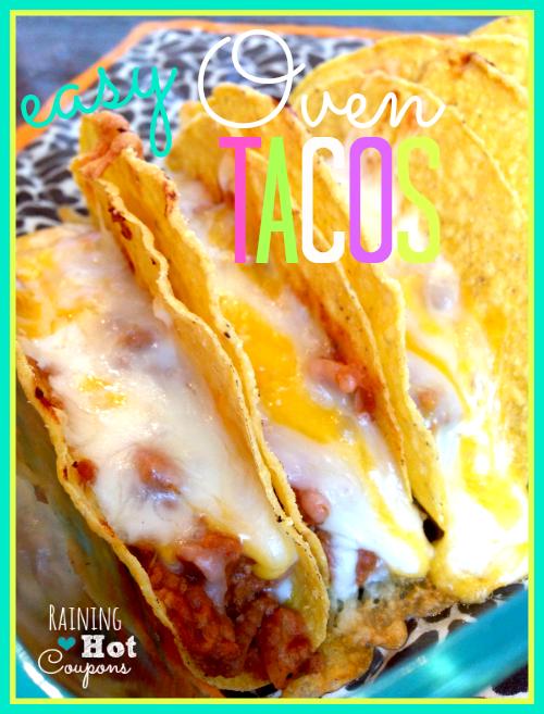 oventacos21 Oven Tacos Recipe