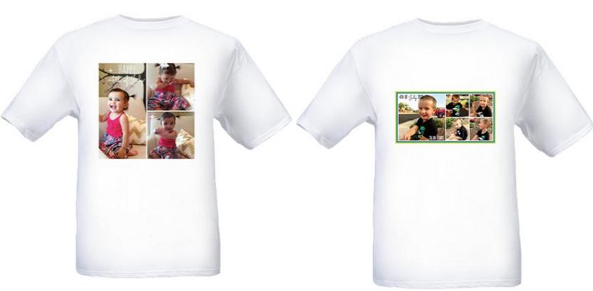 Hot customized t shirt uploaded picture only 6 free for 6 dollar shirts coupon code free shipping