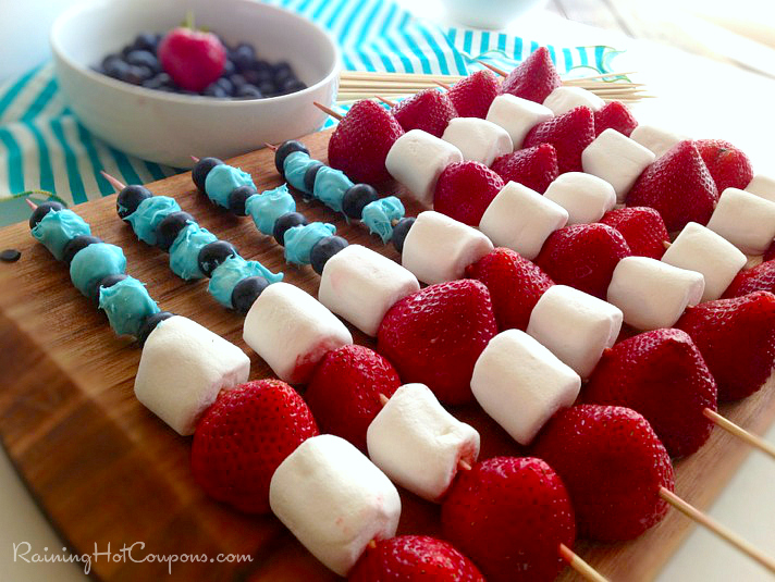 skewers 2 4th Of July Fruit Skewers Recipe