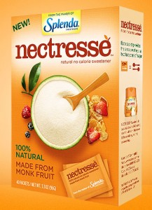 splenda nectresse 217x300 Walgreens: Nectresse Sweetener Only $0.99 (Beginning 7/7)!