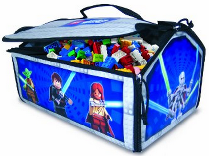 Amazon Lego Neat O Storage Cases And Toy Play Mat Set