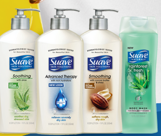 suave FREE Suave Sample or $3 Coupon (50,000 Winners)