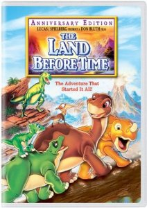 51P37S1KWJL. SY300  The Land Before Time (Anniversary Edition) Only $5.93