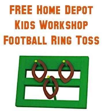 Home-Depot-Kids-Workshop-Football-Ring-Toss