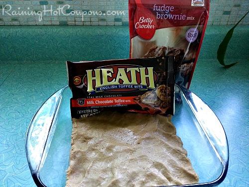 Toffee Peanut Butter Brownie Bars Ingredients Toffee Peanut Butter Brownie Bars Recipe