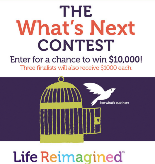 aarp Enter to Win $10,000 and 3 Will Win $1,000!