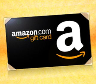 enter amazon gift card
