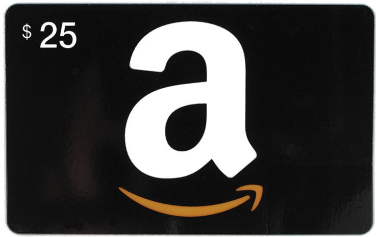 amazon2 FLASH Giveaway 5 Win Amazon Gift Cards! (Winner Gets Gift Card TODAY!) $125 Value!