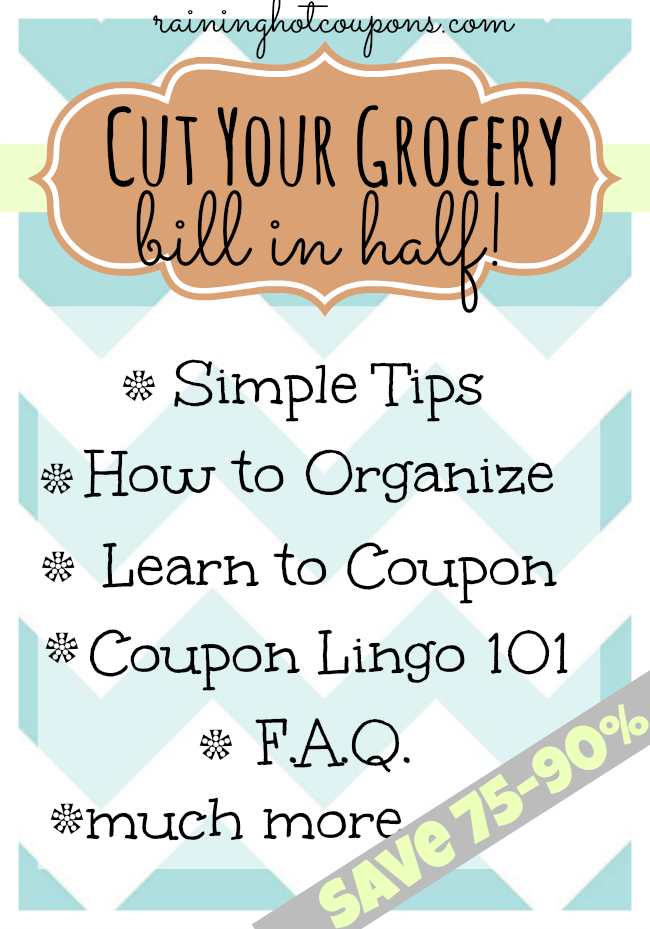 cut your grocery How to easily CUT Your Grocery Bill in Half and SAVE a TON of money!