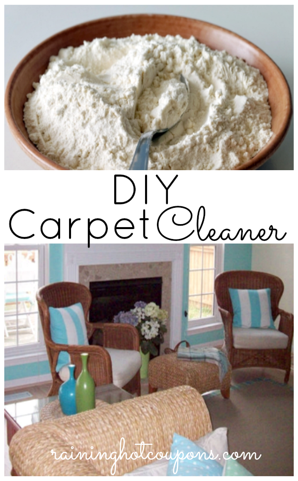 diy carpet cleaner DIY Carpet Cleaner