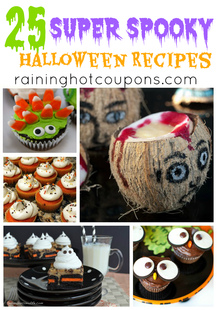 halloweenrhc9a 25 Halloween Recipes