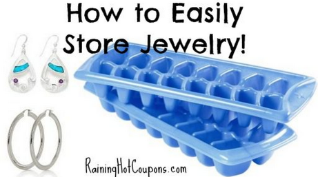 jewelry 20 Unique Home Organizing Ideas with Pictures!
