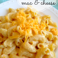 mac & cheese crockpot