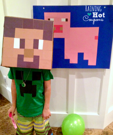 minecraft games Minecraft Party Ideas