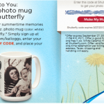 Kellogg's Family Rewards Members: Free Photo Mug from Shutterfly – Just Pay Shipping (Check Your Inbox!)
