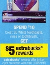 screen shot 2013 08 23 at 7 00 03 am New Crest Toothpaste and Rinse Coupons = Only $0.50 each!