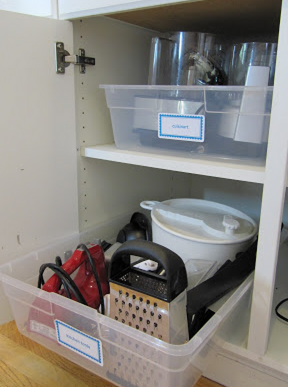 tubs1 20 Unique Home Organizing Ideas with Pictures!