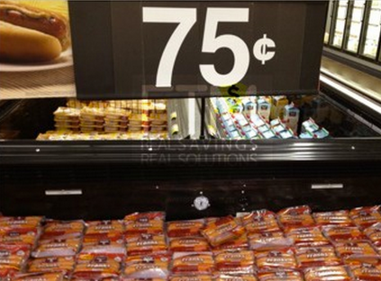 walmart *HOT* FREE Bar S Package of Hot Dogs!