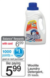 woolite High Value $2/1 Woolite Coupon + Walgreens and CVS Deals!