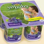 Walmart: Stonyfield Organic YoToddler or YoBaby Yogurt 4 Pack only $1.28!