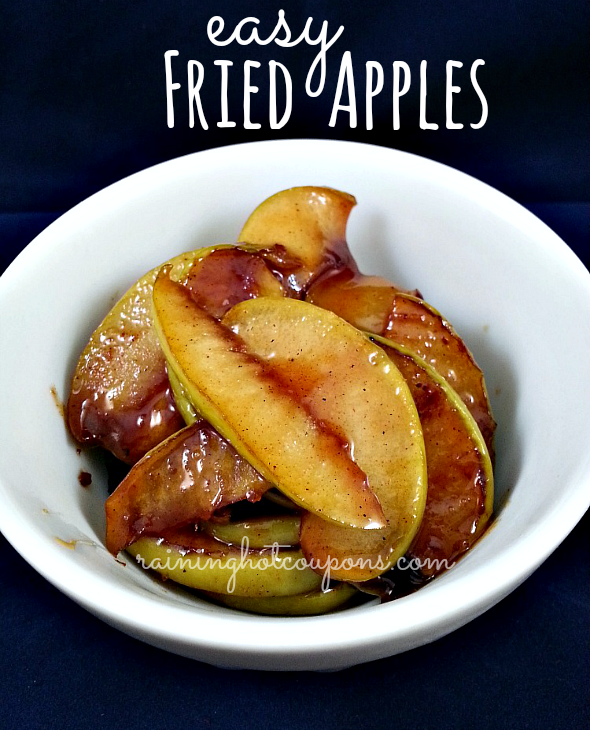Fried Apples Fried Apples Recipe