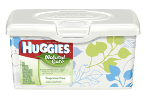 Huggies Natural Care Baby Wipes Walmart: FREE Huggies Natural Care Baby Wipes With CashBack