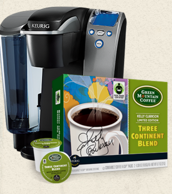 KCUP FREE Green Mountain Coffee 4pk K Cup Sample