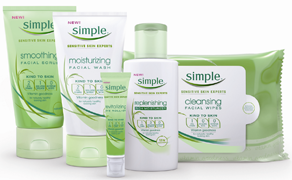 Simple Facial Skincare Target: FREE Simple Facial Skincare Sample
